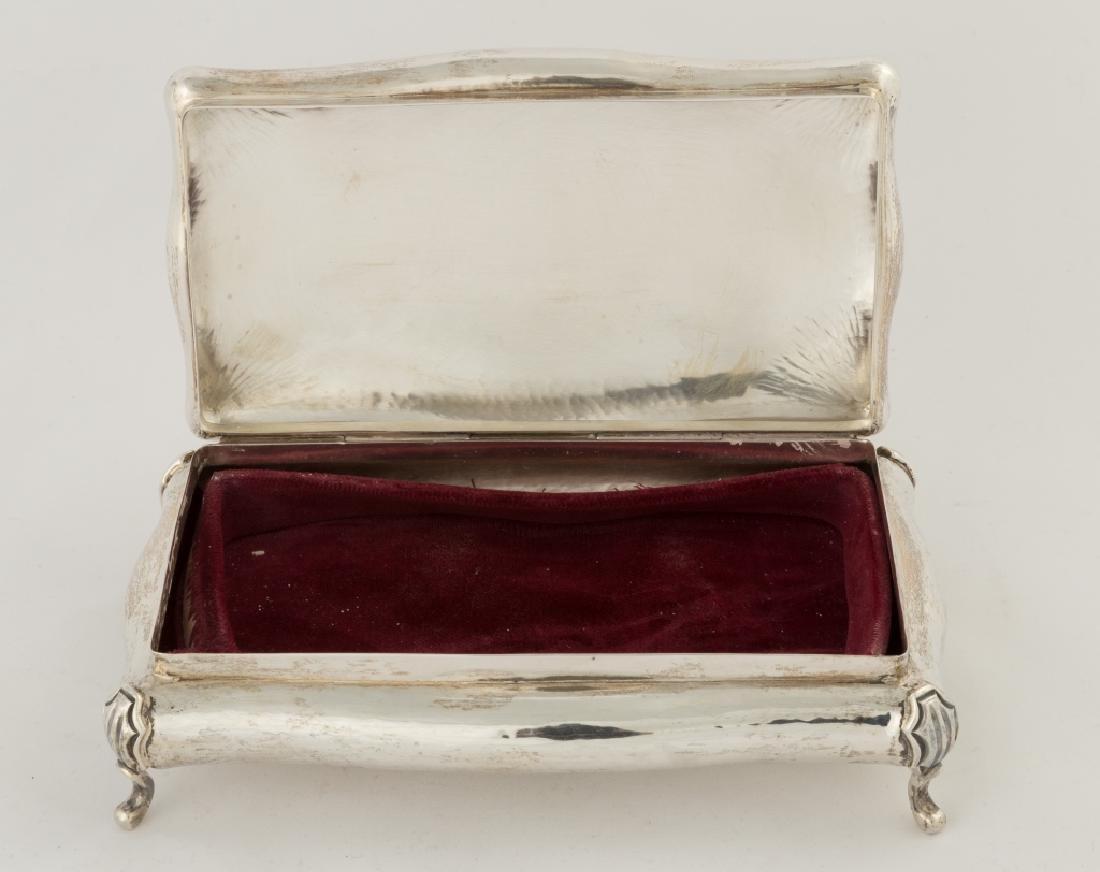 Buccellati Sterling Silver Jewelry Box - 2
