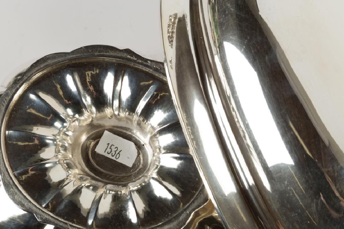 Two Buccellati Sterling Silver Footed Bowls - 2