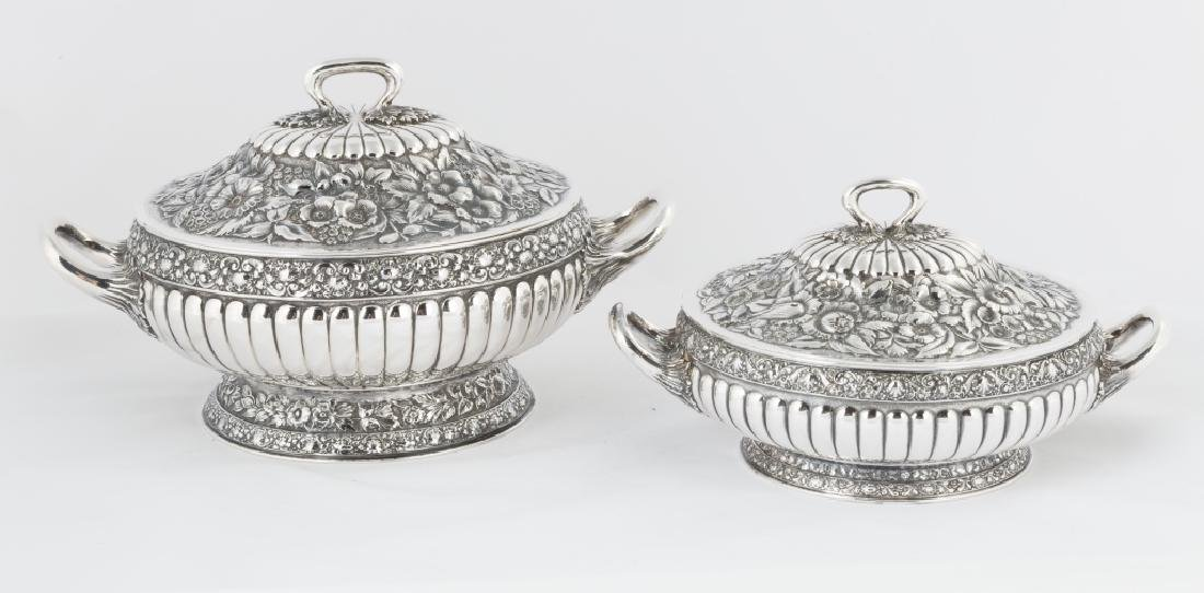 Tiffany & Co. Makers Sterling Silver Two Matching