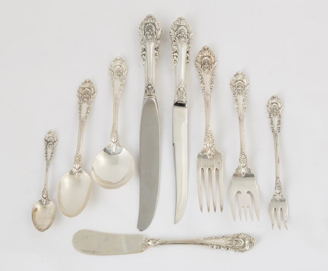 Wallace Sterling Silver Flatware - Sir Christopher