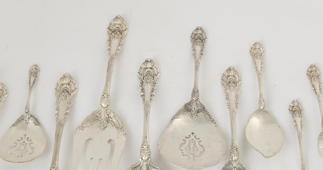 Wallace Sterling Silver Flatware - Sir Christopher - 4