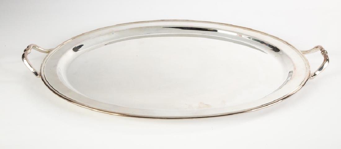 Cassetti Sterling Silver Serving Tray