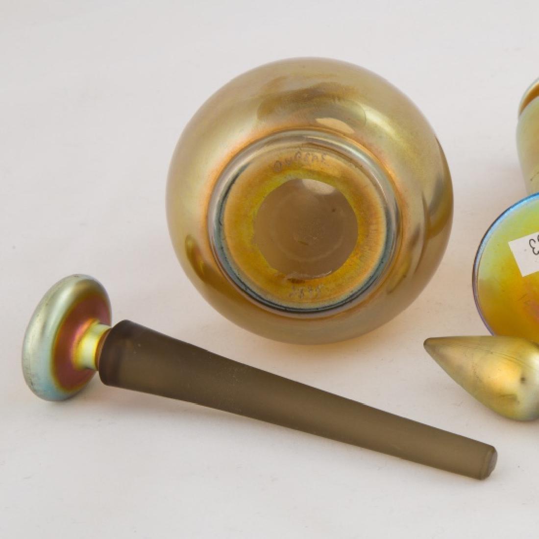 Steuben Gold Aurene Cologne - 2