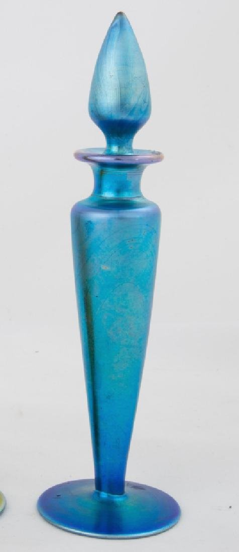Steuben Blue Aurene Perfume