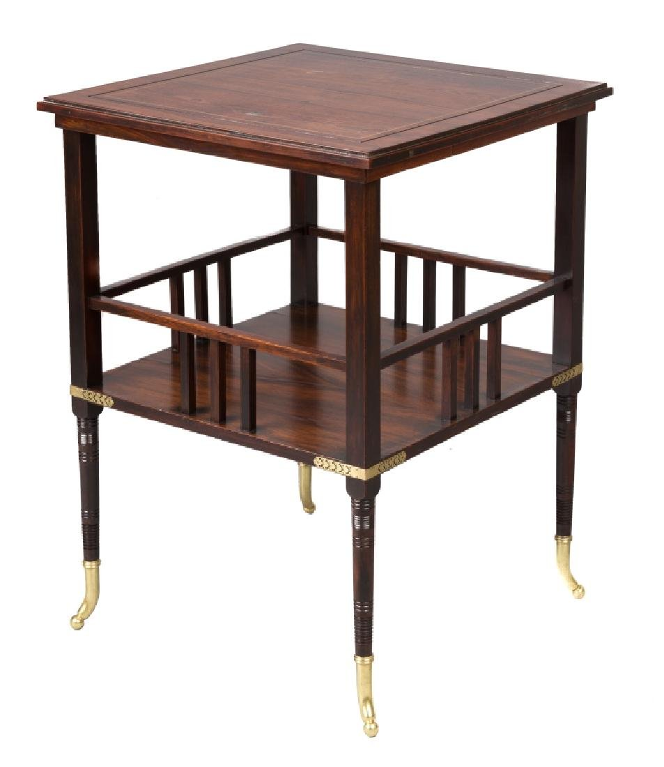 A & H Lejambre, Philadelphia, Side Table
