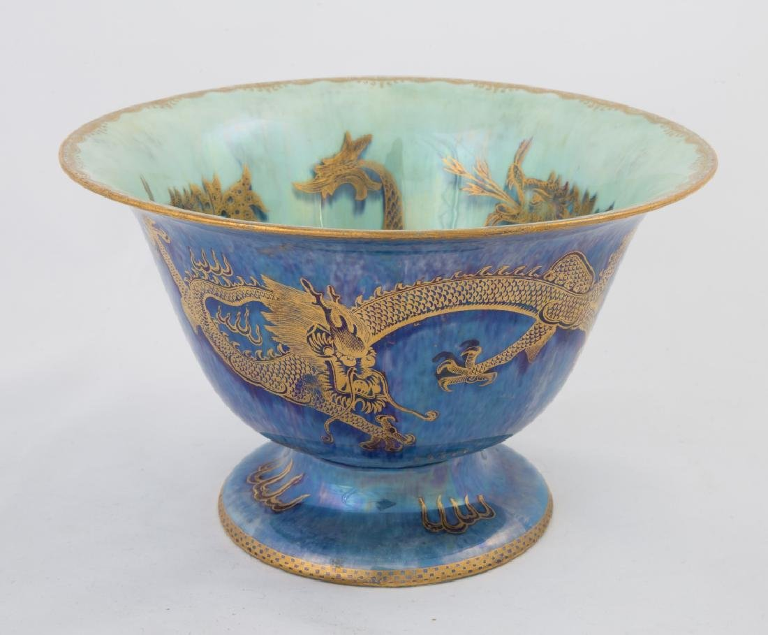 Wedgwood Fairy Land Lustre Footed Bowl