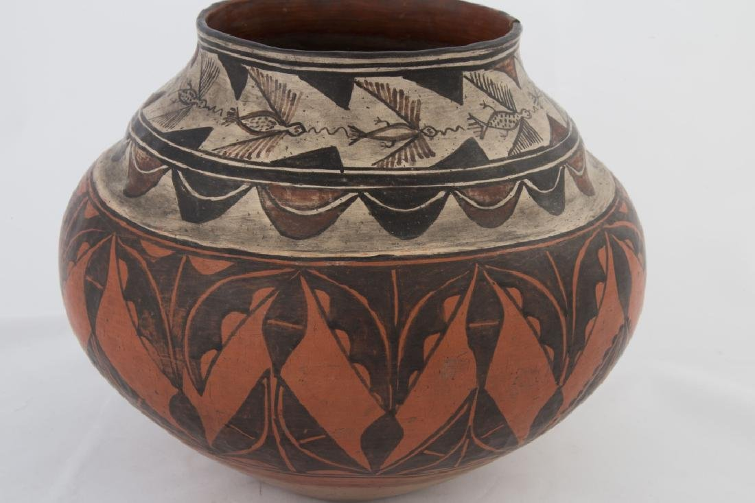 Native American Zia Pot - 2
