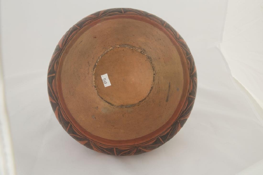 Native American Zia Pot - 3