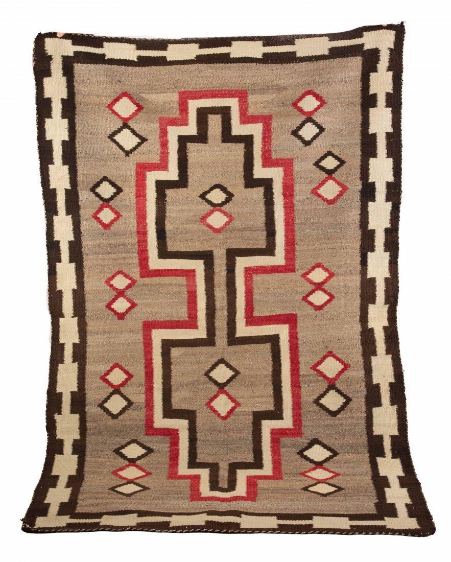 Vintage Navajo Weaving