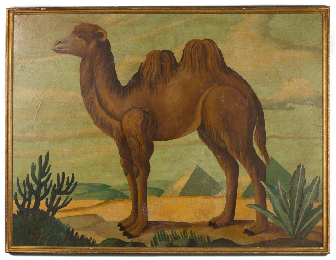 William E. Skilling (American 1892-1964) Camel