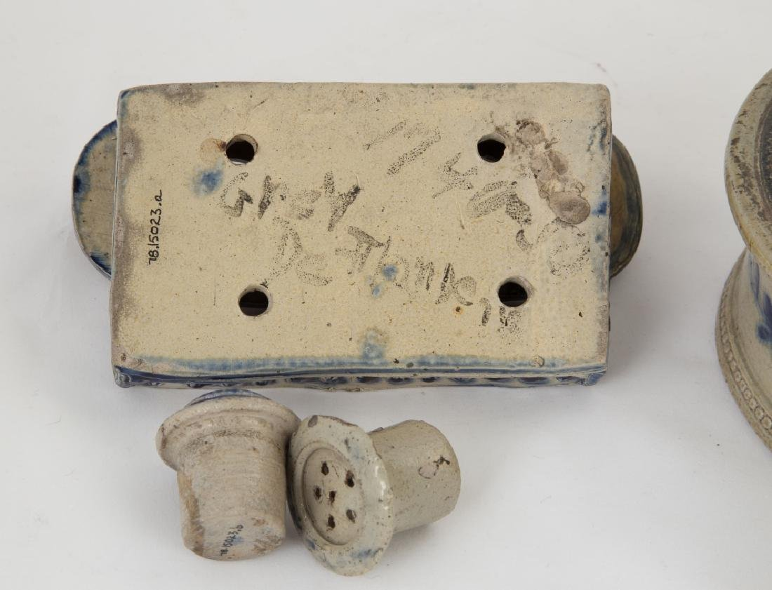 Early Stoneware Inkstand - 2