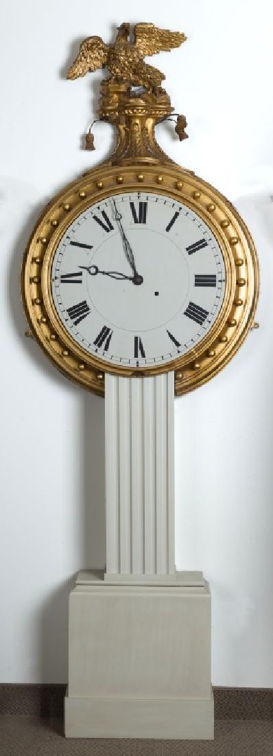 Rare Simon Willard Gallery Clock - 2