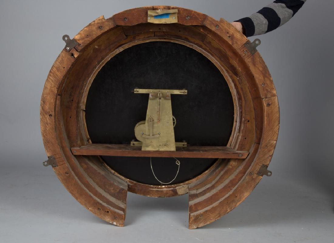 Rare Simon Willard Gallery Clock - 4