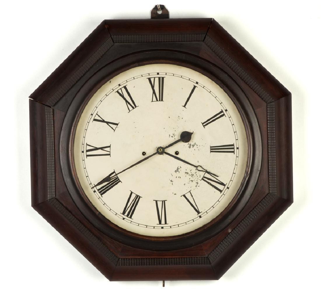 Atkins, Bristol, CT, Gallery Clock