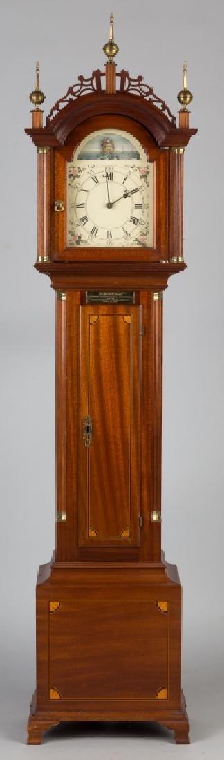 Elmer Stennes Dwarf Clock