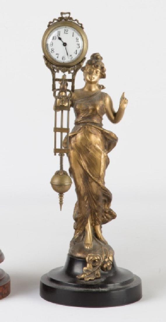 German Junghans Swinger Clock