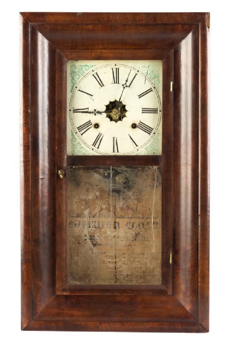 George S. Turner, Augusta, GA, Made by Waterbury Clock