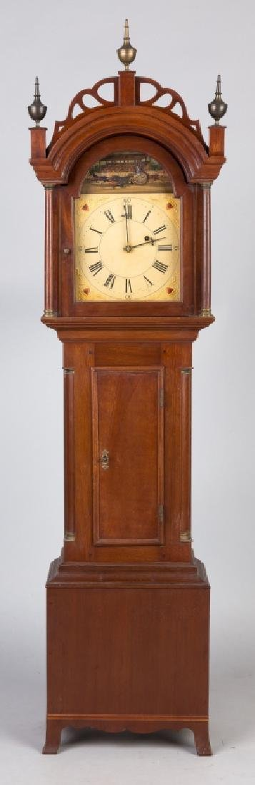 Custom Dwarf Clock