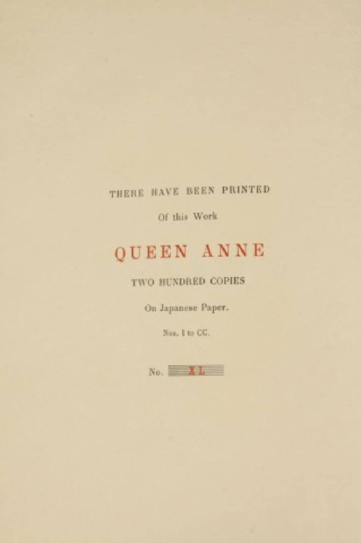 """Queen Anne"" by Herbert Paul - 3"