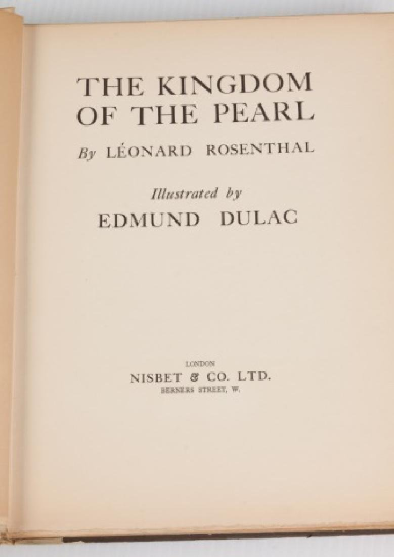 "First Edition ""The Kingdom of the Pearl,"" by Leonard - 4"
