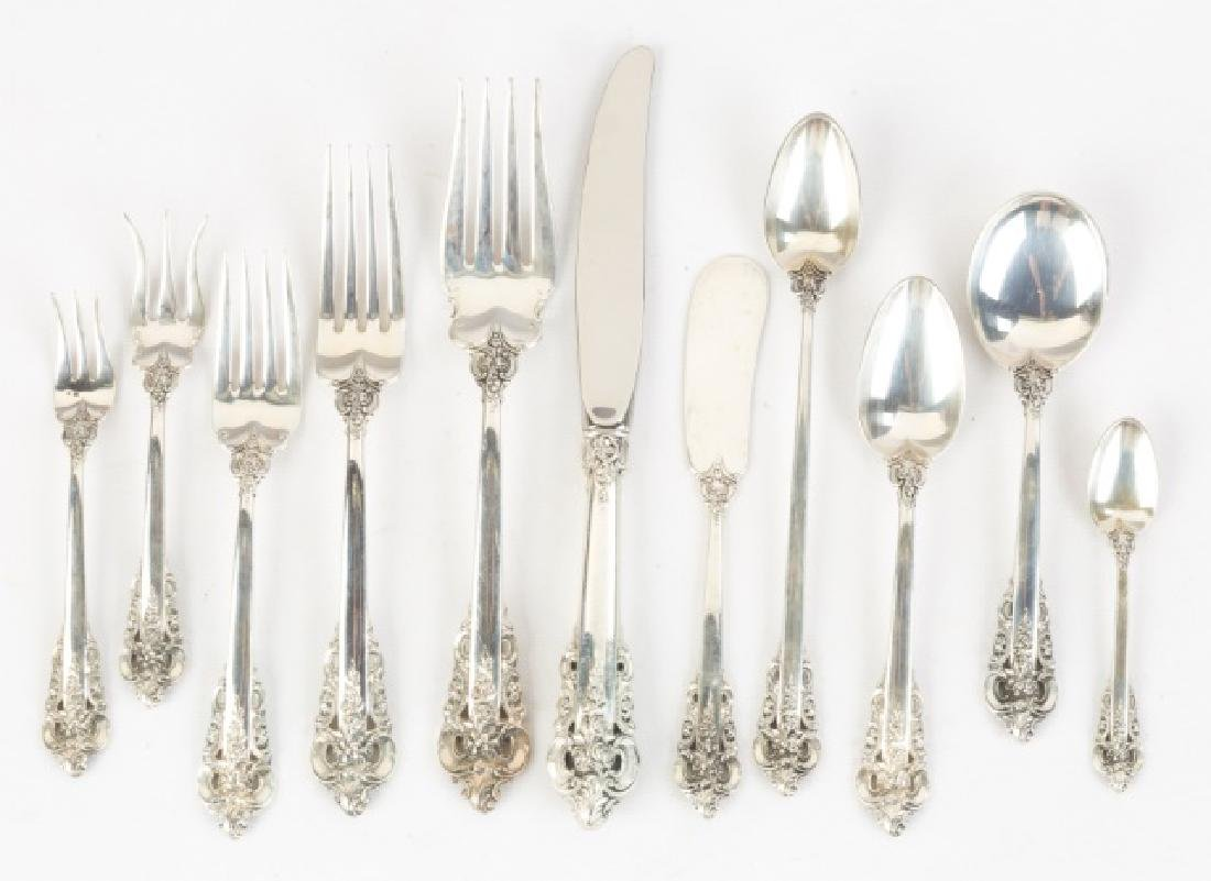 Grand Baroque Wallace Sterling Flatware