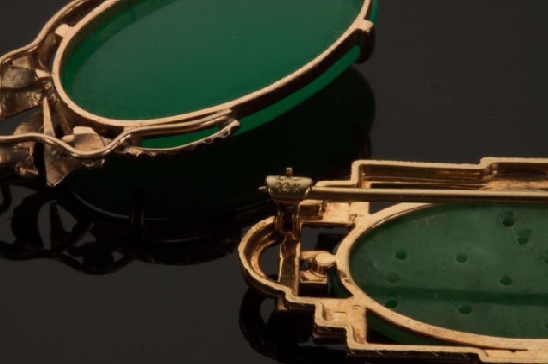 Jade and Jadeite Pendants - 3