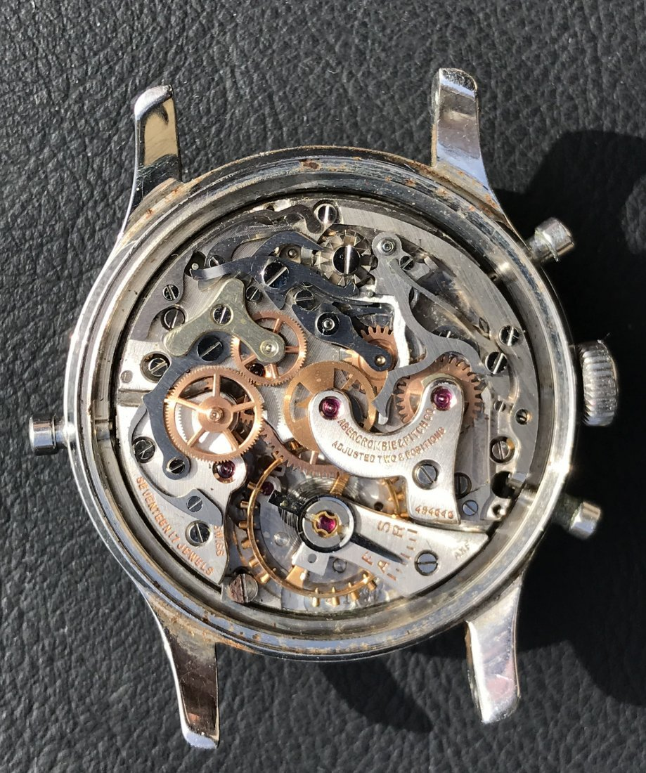 """Vintage Heuer For Abercrombie & Fitch """"Seafarer"""" - 2"""