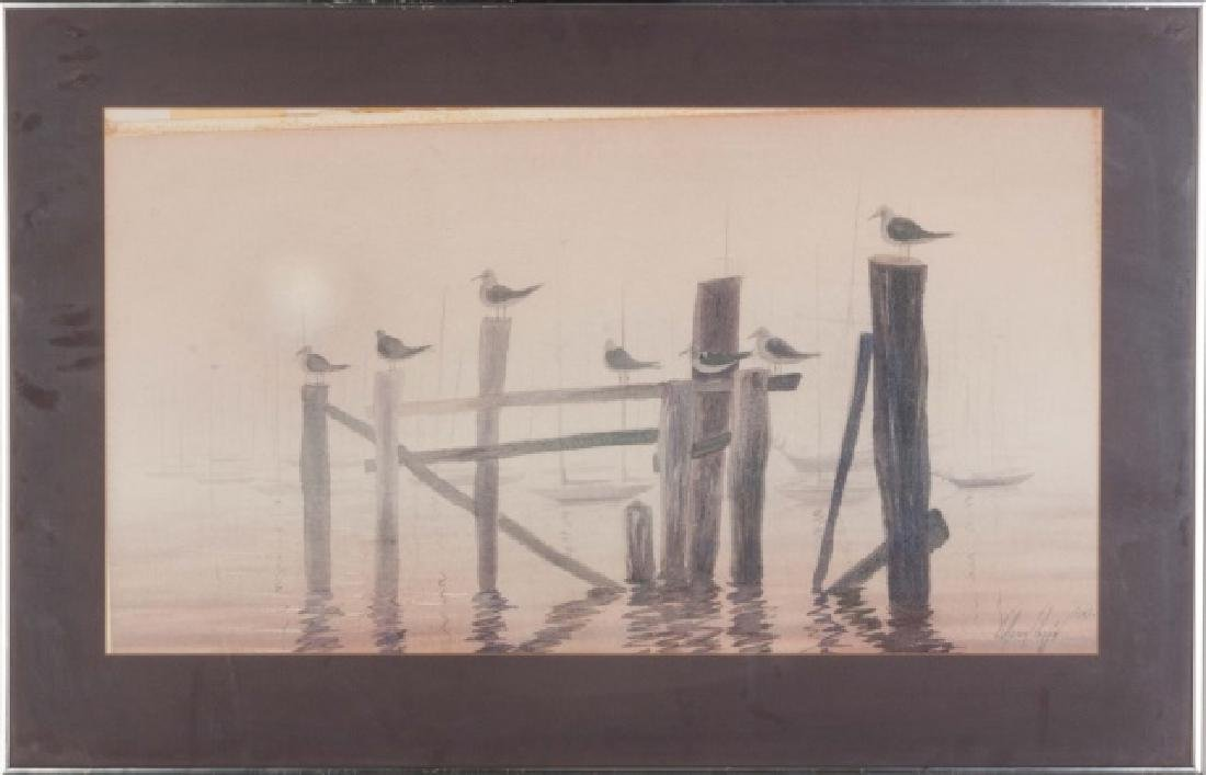 "Charles Robert Perrin (American, 1915-1999) ""Nantucket"