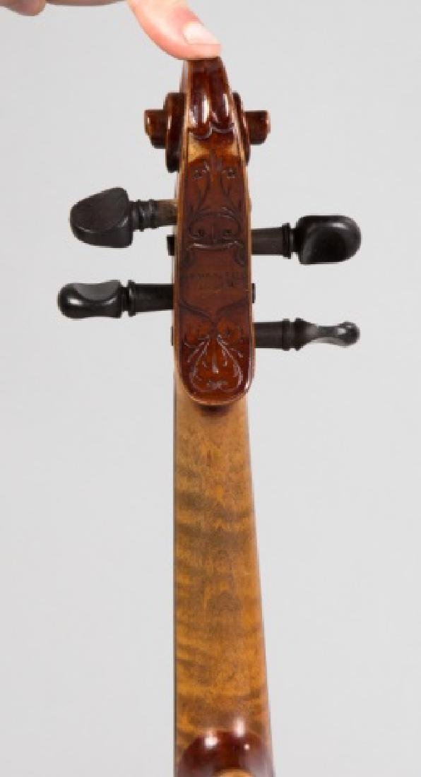 Caspar da Salo Violin - 4