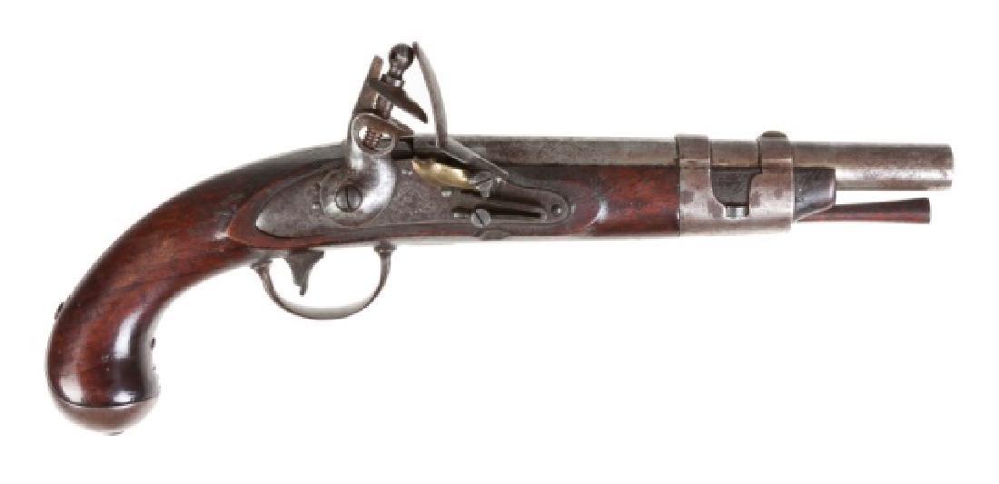 U.S. Model 1816 Martial Pistol by North