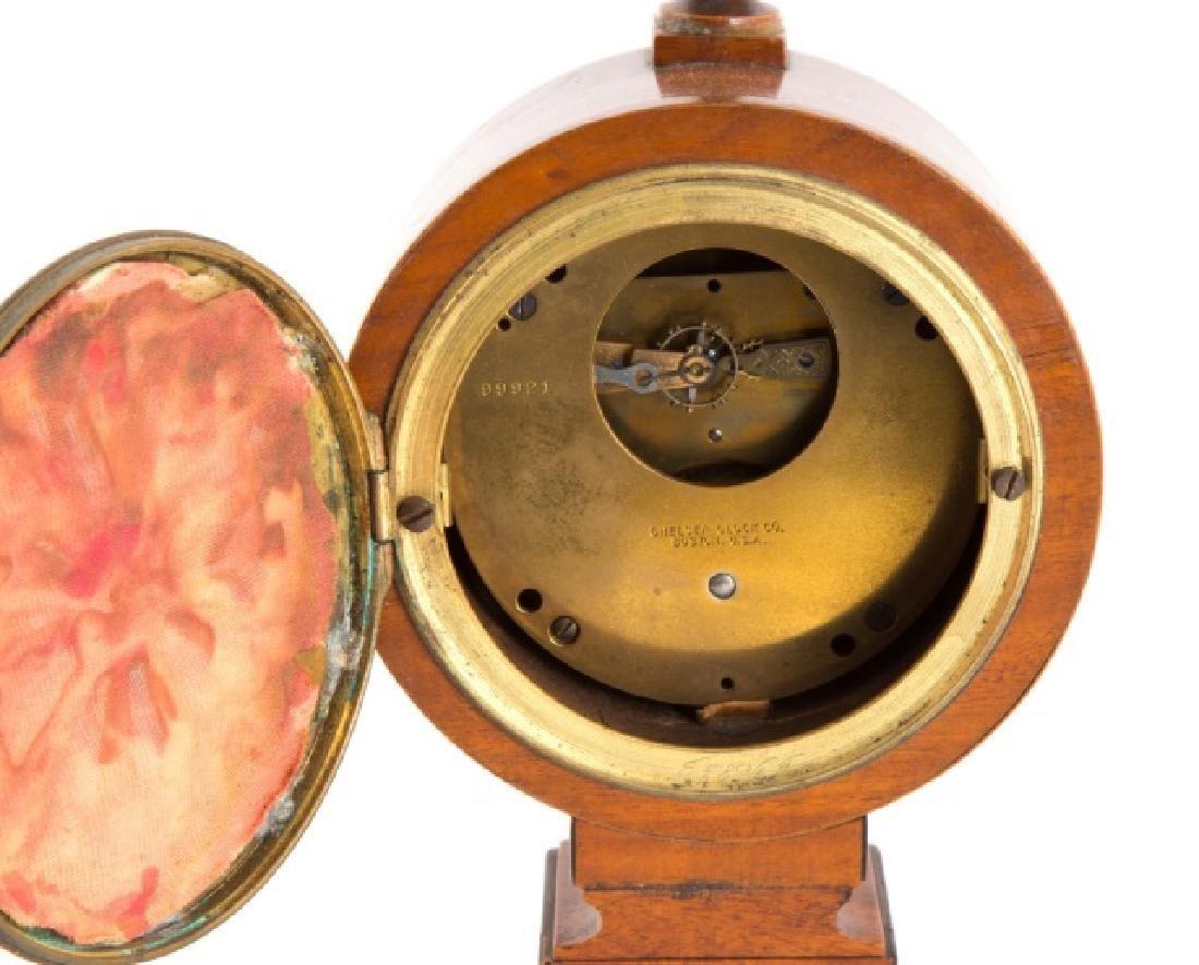 Chelsea Clock Co., Boston, MA, Balloon Clock - 2