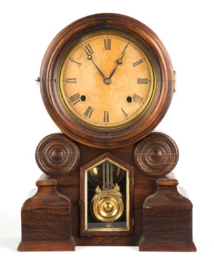 Ingraham & Co. Dakota Shelf Clock