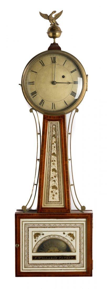 S. Willard's Patent Banjo