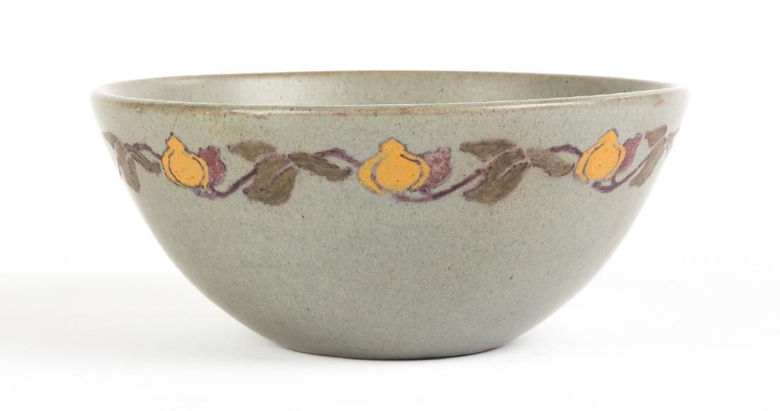 Marblehead Art Pottery Bowl