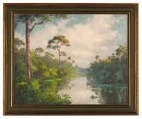 Albert Ernest Backus American 19061990 Florida