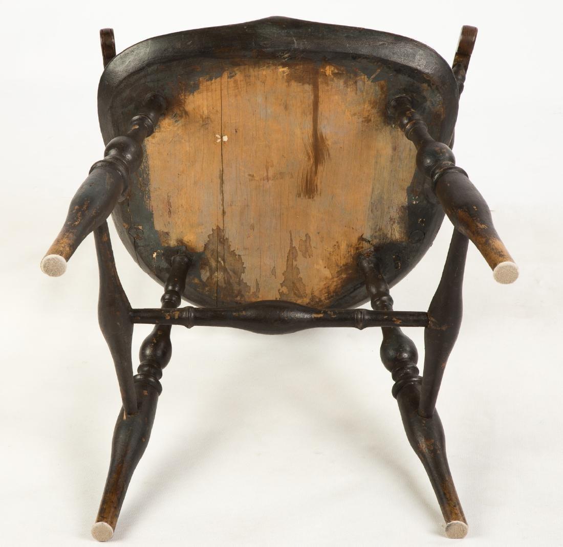Rhode Island Windsor Arm Chair - 2