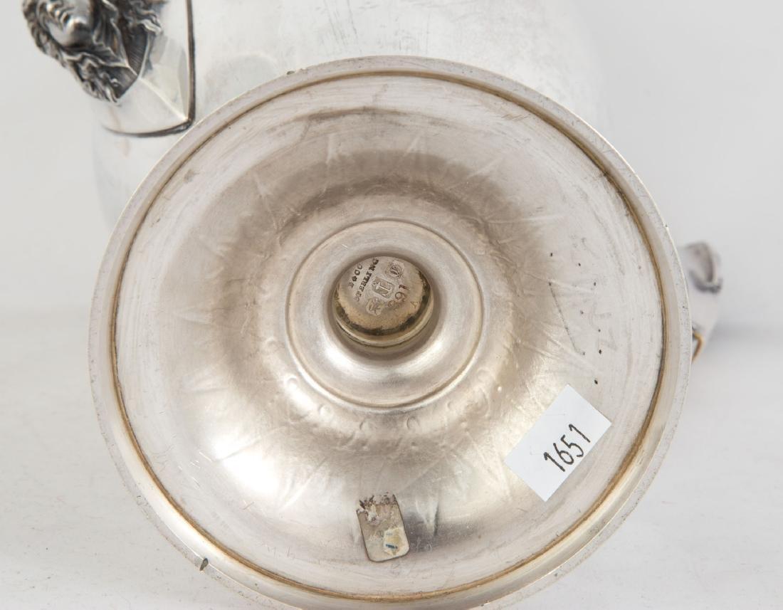 Gorham Sterling Silver Coffee Pot - 3