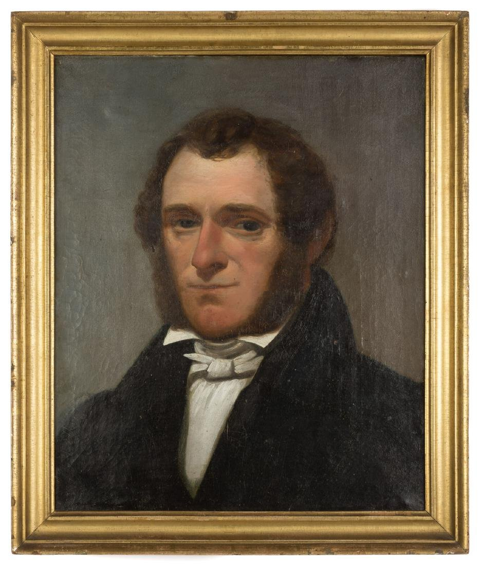 Portrait of Captain William Howland, Plymouth MA