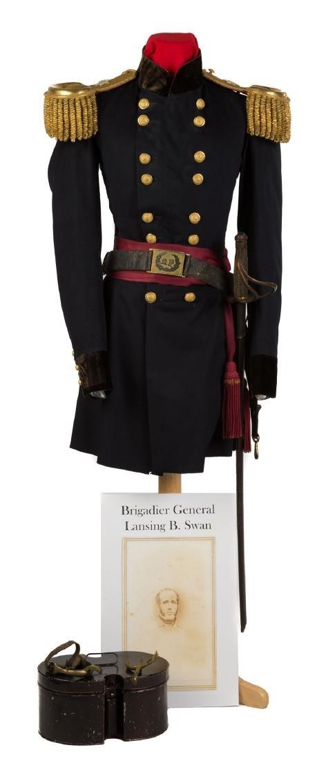 Brigadier General Lansing B. Swan