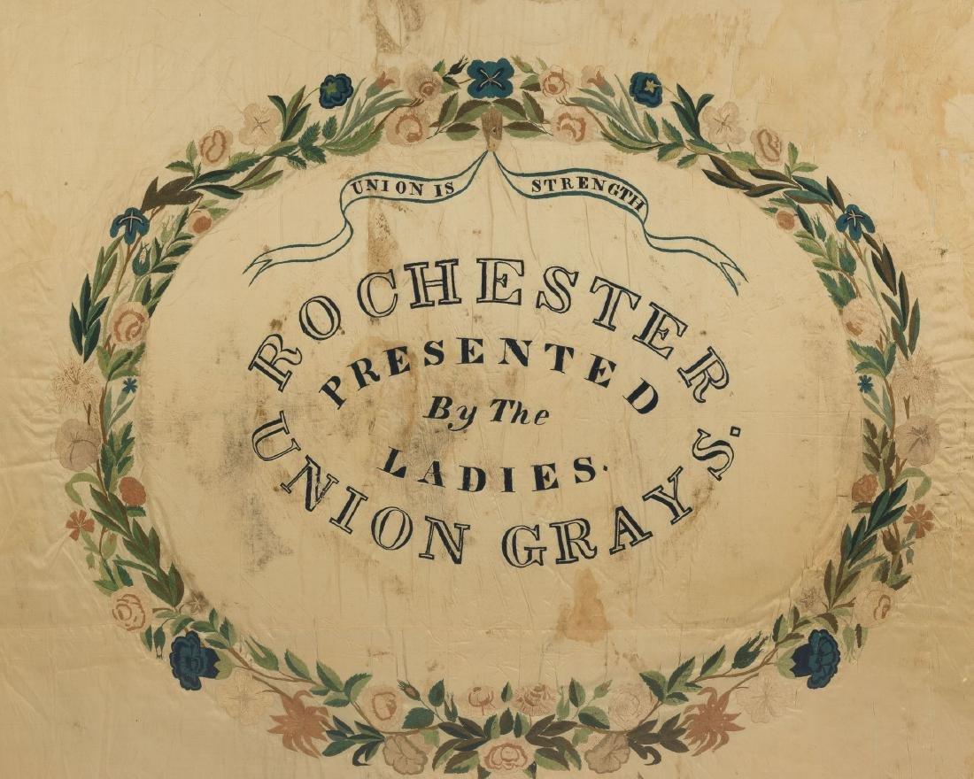 Rochester Union Grays Flag - 2