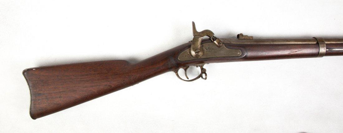 US Trenton 1863 Long Gun