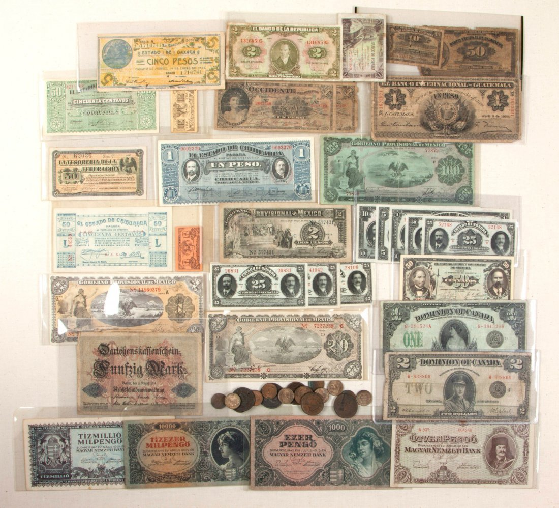Group of Continental Currency