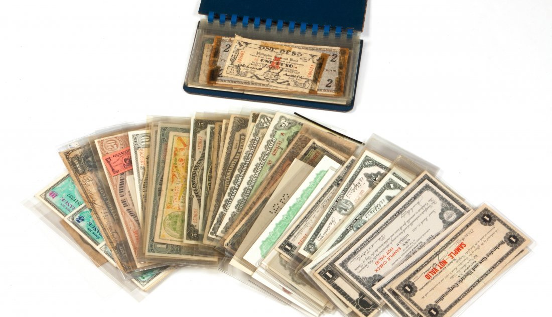 Group of Continental Currency - 2