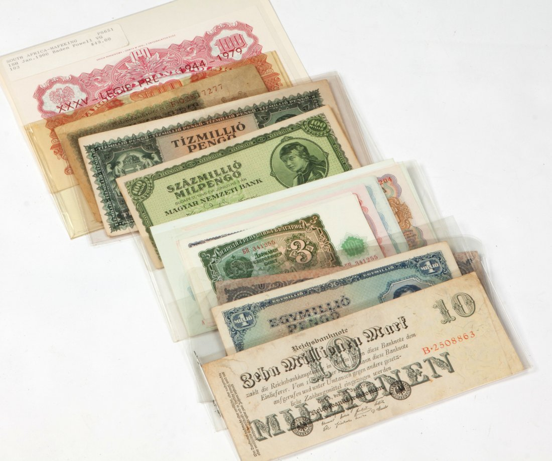 Group of Continental Currency - 3