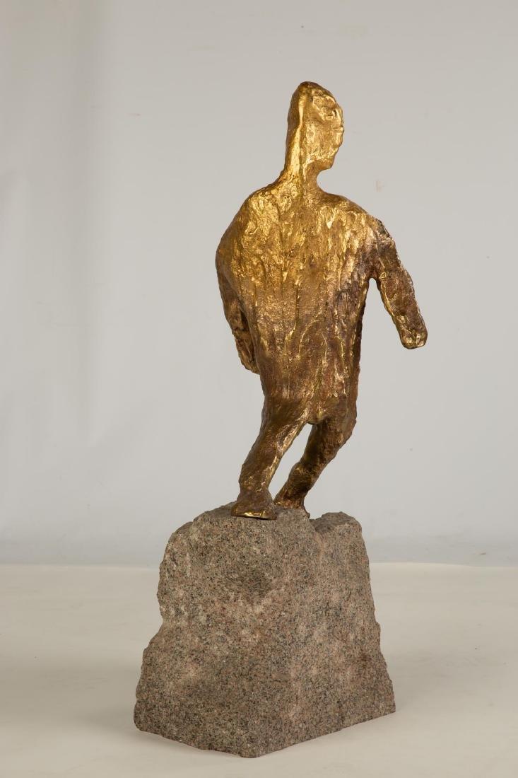 Frederick John Kiesler (American (1890-1965) Sculpture - 2