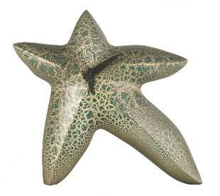 Wendell Castle (American, 1932-2018) Starfish Clock