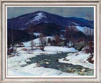 "Aldro Thompson Hibbard (American, 1886-1972) ""The"