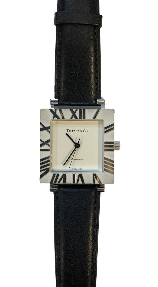 Men's Tiffany & Co. Atlas Watch