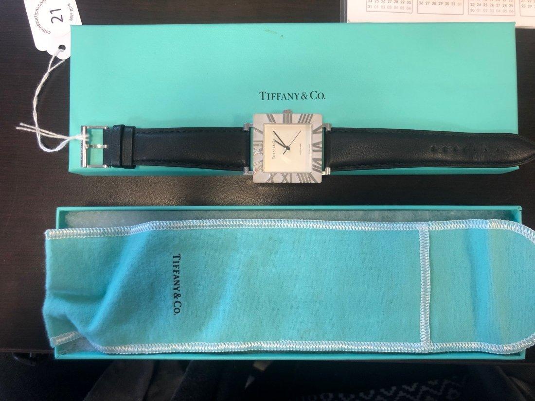Men's Tiffany & Co. Atlas Watch - 3