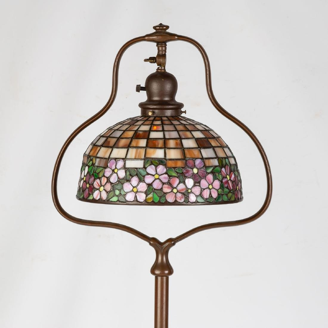 Leaded Glass Floor Lamp - 3